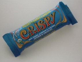 Amy's Andy's Dandy Candy crispy bar